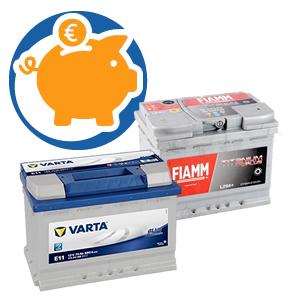 Batterie Auto Economiche